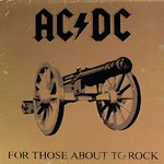 "AC/DC For Those About To Rock WE SALUTE YOU Germany FOC GATEFOLD 12"" LP VINYL"