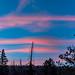 AZ Mountain late sunset