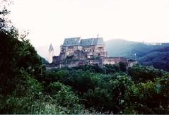Luxembourg   -   Vianden   -   June 1987