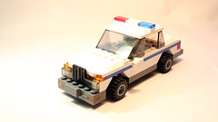 LEGO Police Cruiser