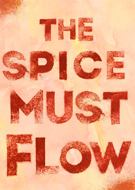 The-Spice-Must-Flow-Poster