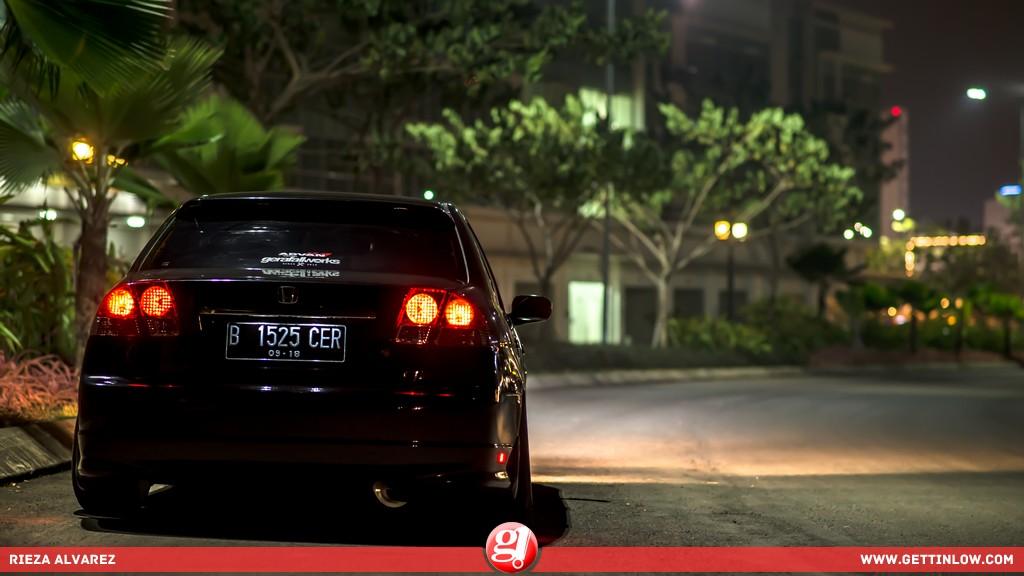 Ricky Indra 2005 Honda Civic Es
