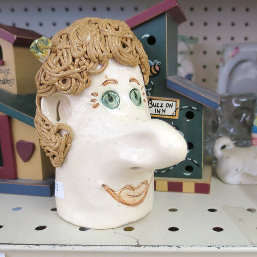 spaghetti head