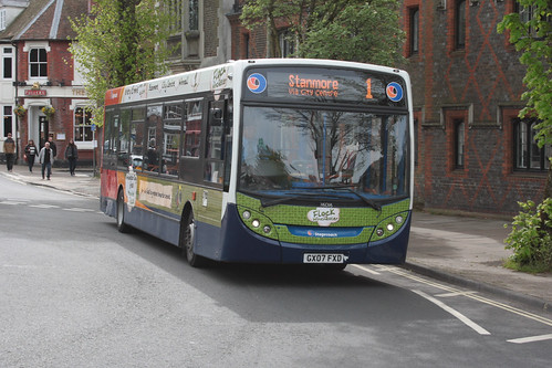 Stagecoach South 36016 GX07FXD