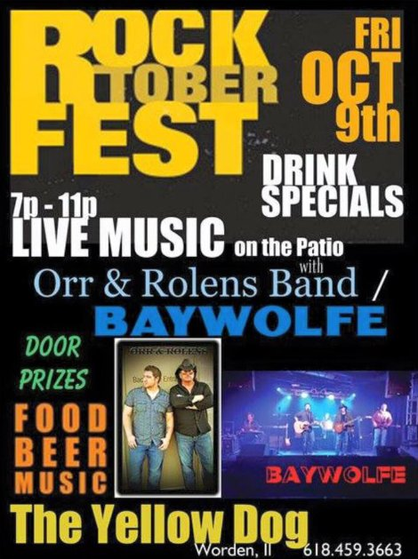 Baywolfe 10-9-15