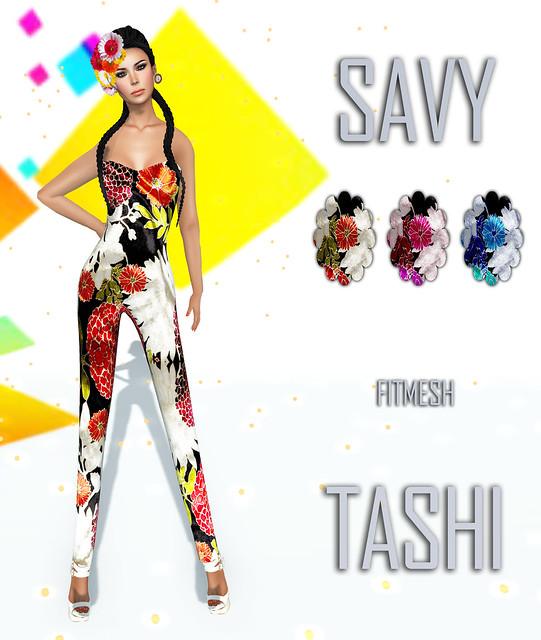 TASHI Savy