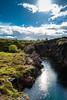 Flosagjá by Þorkell