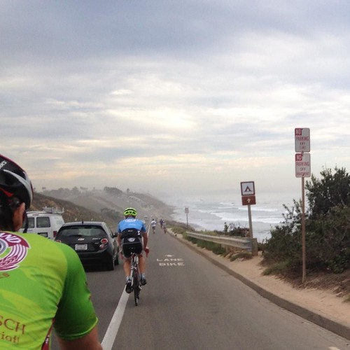 Different day different beach. Carlsbad. #seenbybike
