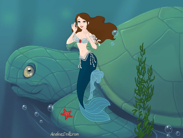 Mermaid Me