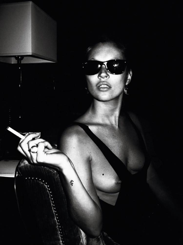 Кейт Мосс — Фотосессия для «Vogue» FR 2015 – 4
