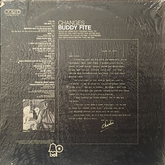 BUDDY FITE:CHANGES(JACKET B)