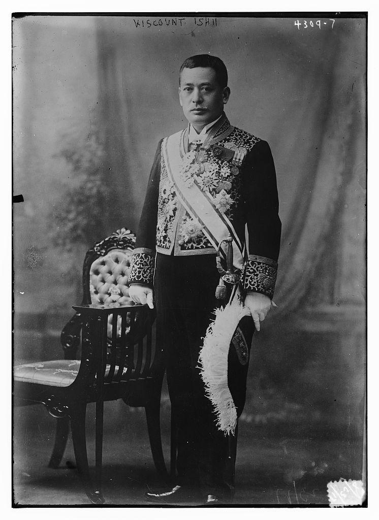 Viscount Ishii (LOC)