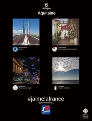 J'aime la France - Aquitaine