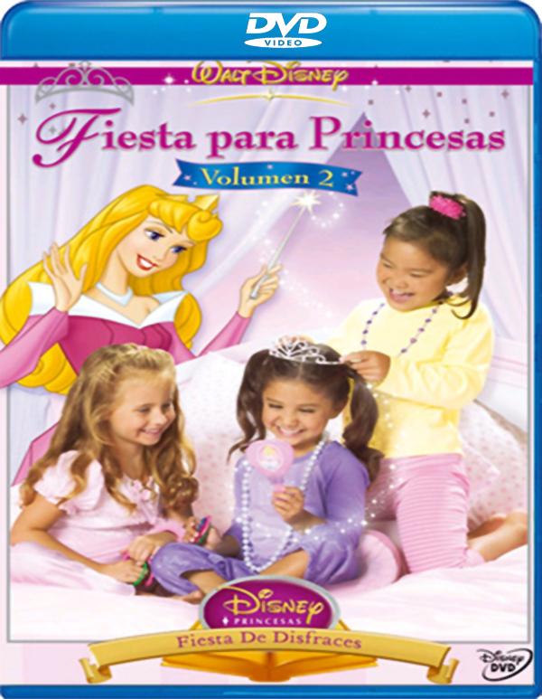 21828572803 21980e932d o - Fiesta para princesas. Vol.2 [DVD9][Castellano, Francés, Holandes, Inglés][Animación][2005][MEGA]