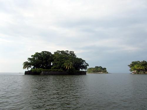 Las fantasticas Isletas en el Lago Nicaragua