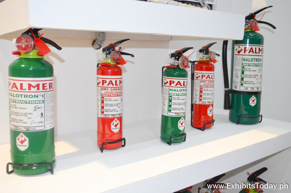 Palmer Fire Extinguishers