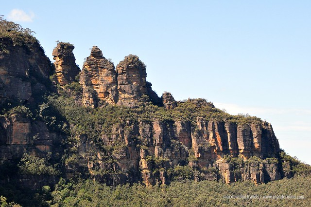 The First Three Sisters from Scenic World