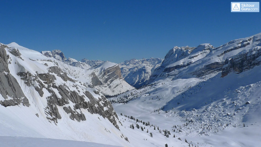 Piz Lavarela (Day 3 H.R. Dolomiti Südtirol) Dolomiti Itálie foto 04