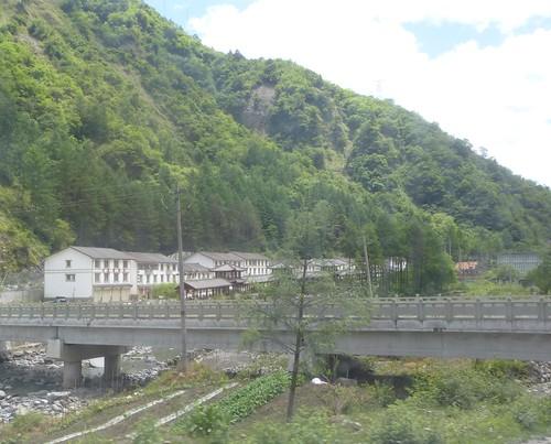 CH-Chengdu-Danba-route-Étape 2-Montée (1)