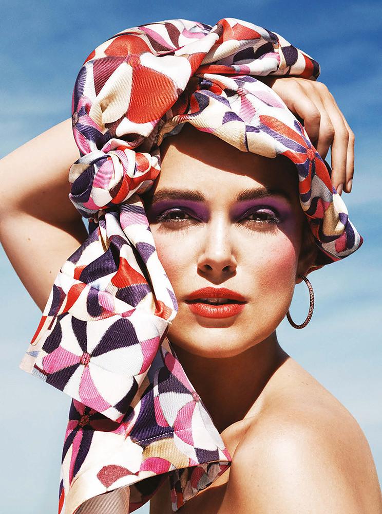 Кира Найтли — Фотосессия для «Elle» 2015 – 8