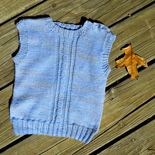 vest for a small boy:-)