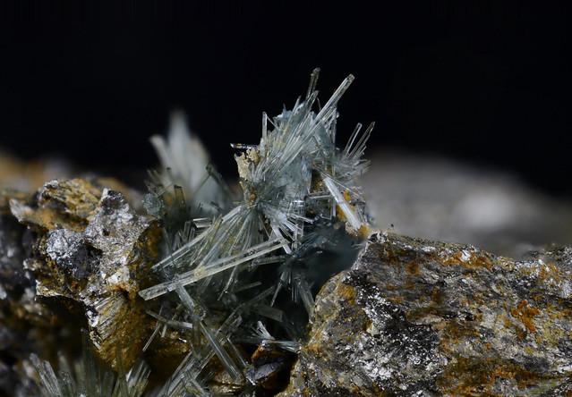 亜砒藍鉄鉱 Parasymplesite