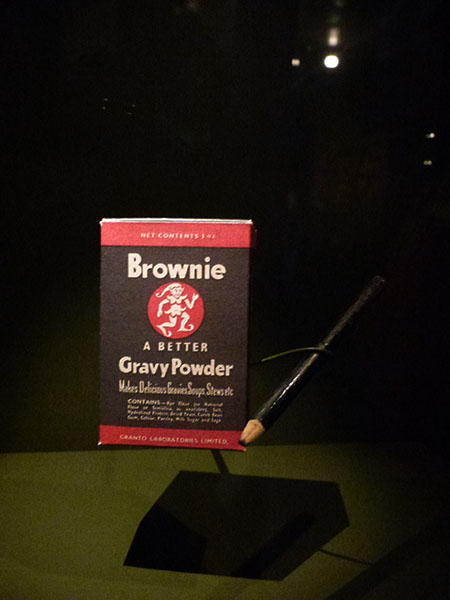Brownie, a better gravy powder