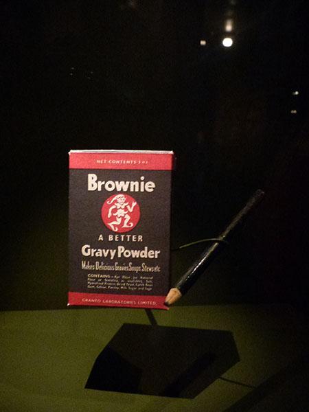 Brownie, a better gravy powder