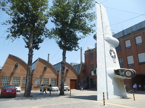 CH-Beijing-798 Art District (10)