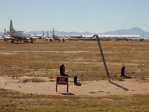 Pima Air-Space museum - Boneyard - stealth