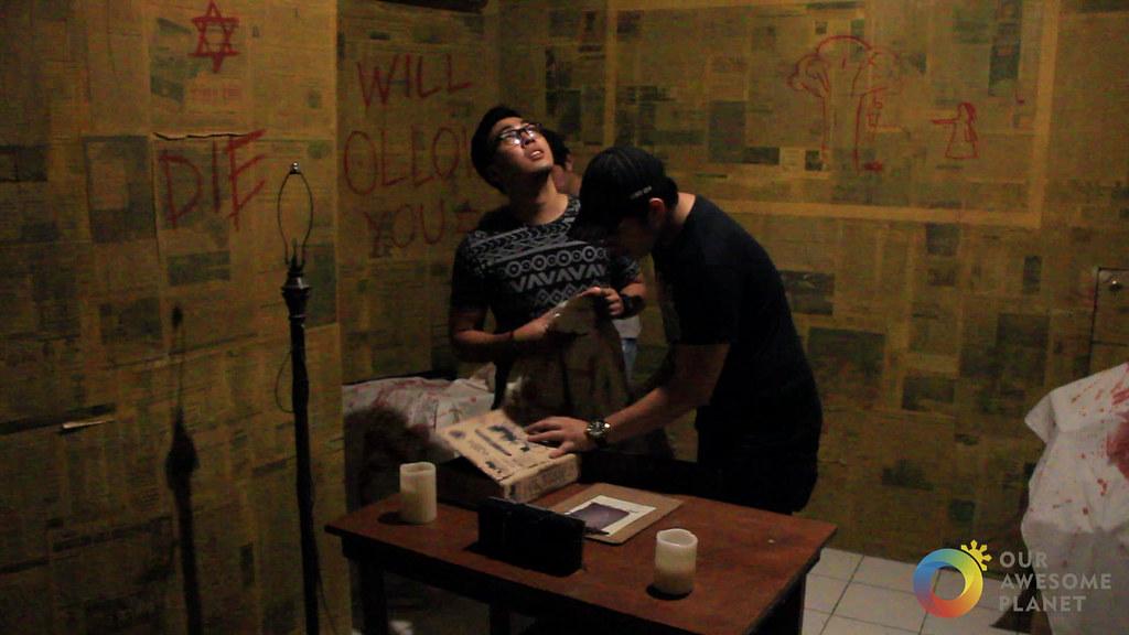 Mystery Manila: Rebecca's Room 2