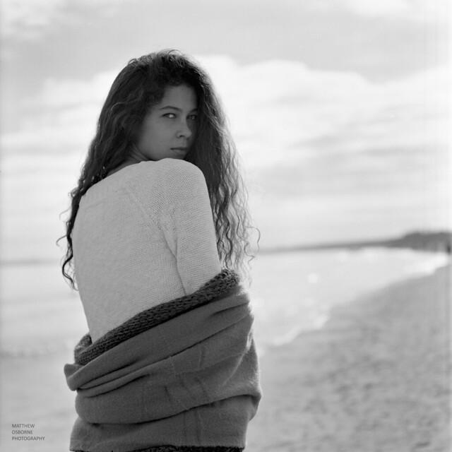 Kodak T-Max 400 Portrait