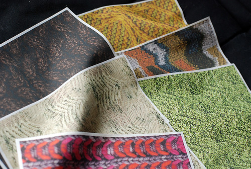 leethal patterns printed on things