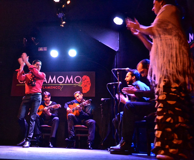 dancers - Flamenco en Madrid - Cardamomo Tablao Flamenco
