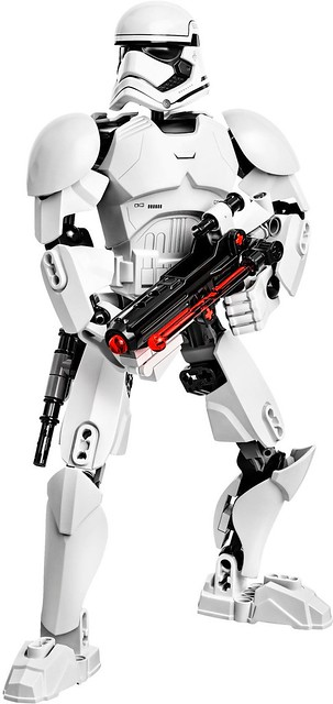 LEGO Star Wars Constraction 2016 | 75114 - First Order Stormtrooper