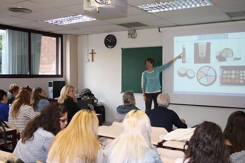 2015. Actividades de la Semana de la Ciencia en la Universidad San Pablo CEU