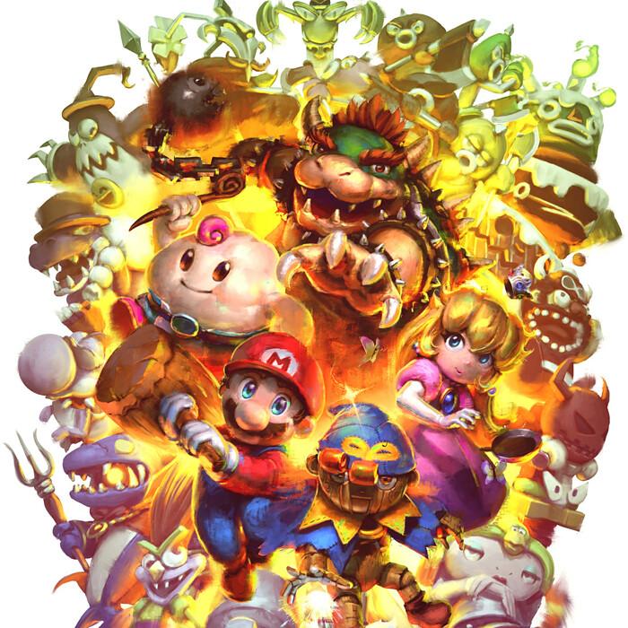 Aniversário do Super Nintendo é celebrado com belas imagens