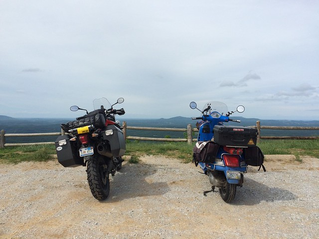 Dogpatches and Adventure Riding in Arkansas. May 15 - 21, 2015.