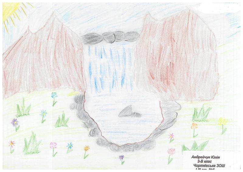Один з найбільших рівнинних водоспадів