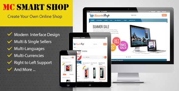 Codecanyon MC Smart Shop