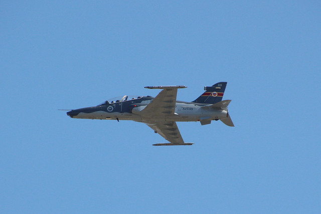 British Aerospace Hawk Mk127 RAAF A27-09