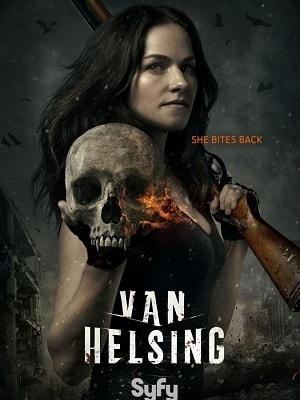 Khắc Tinh Của Ma Cà Rồng Phần 1 - Van Helsing (Season 1)
