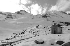 Col de vars chapelle