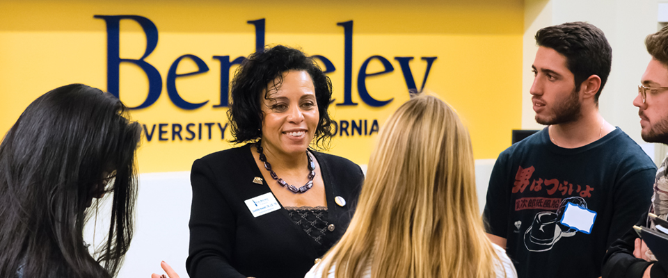 October 27, 2016 - 7:27pm - October 27, 2016; Berkeley, CA, USA; UC Berkeley Career Center and California Alumni Association Career Connection Series Government & Law at the Career Center. Photo by: Kelley L Cox - KLC fotos for CAA