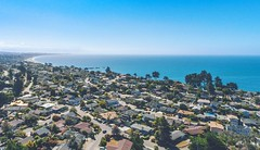 Drone over Aptos, CA. One of the first flights this summer. I always come back to these shots. Summer never ends. 🌴☀️