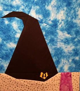 Block 25, quilt 1