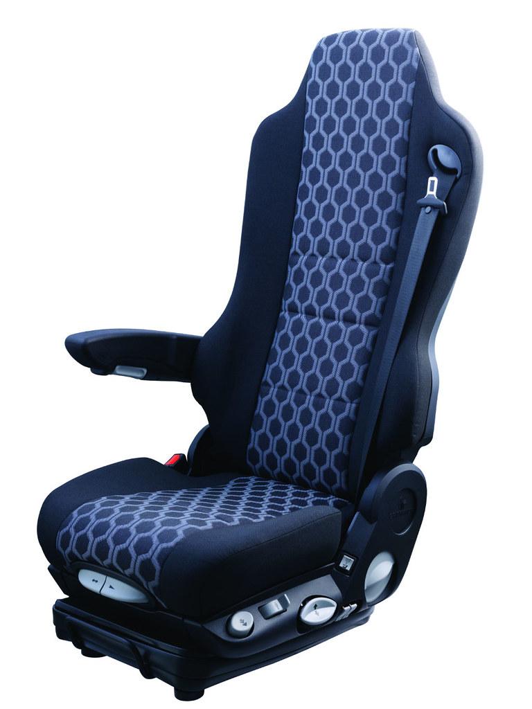 кресло водителя Ford