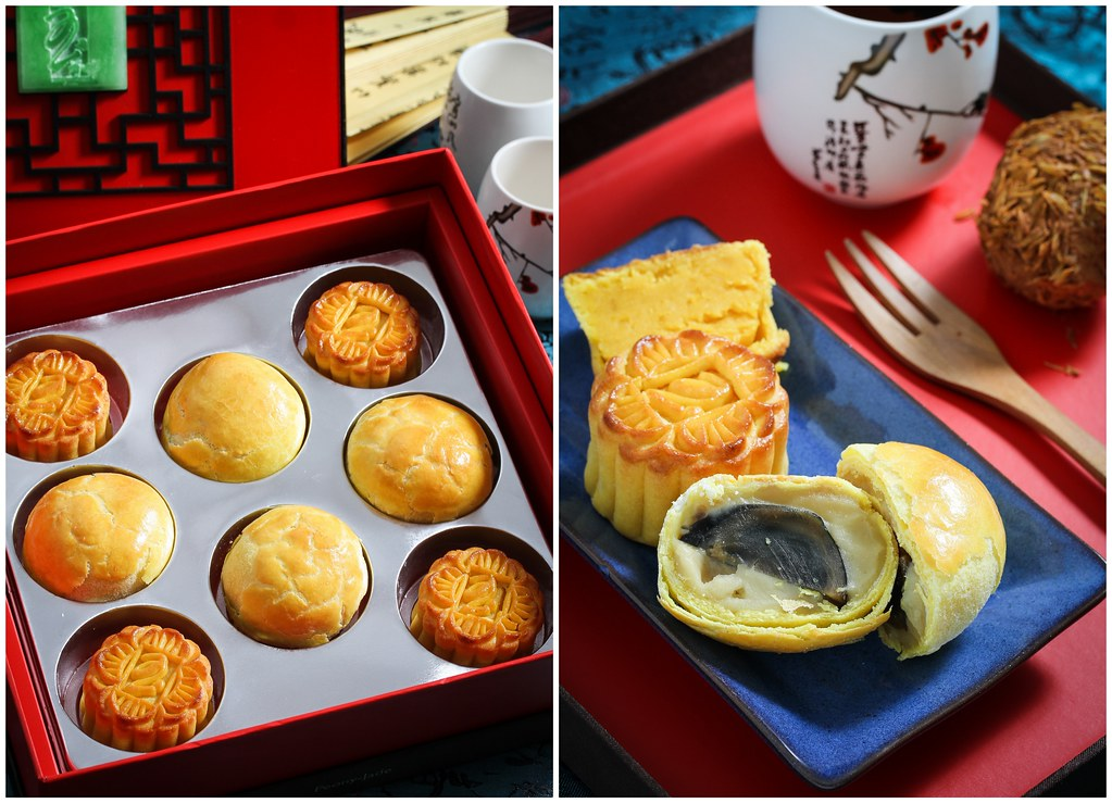 Mid-Autumn Festival Mooncake: Peony Jade
