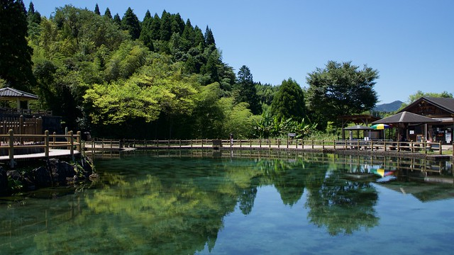 霧島山麓丸池湧水 Kirishima Sanroku Maruike Yusui