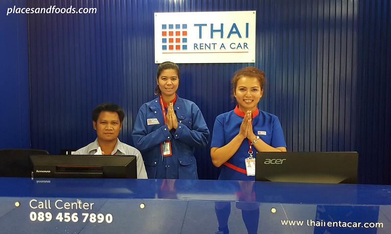 thai rent a car phuket international airport